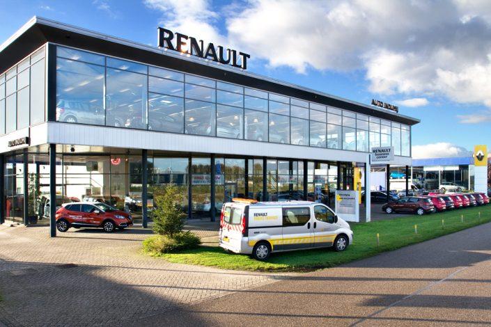 architectuurfotografie Breda Oosterhout Rotterdam Ridderkerk impressie Renault