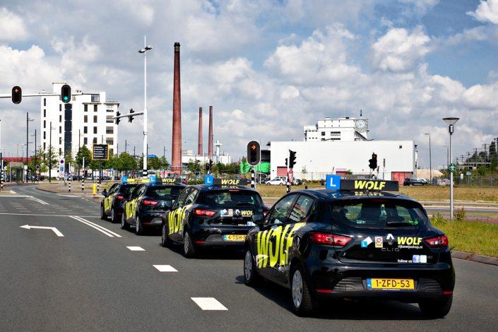 rijschool bedrijfsimpressie Breda randstad Eindhoven bedrijfsfotografie
