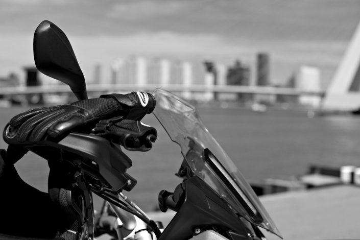 fashion motorkleding modefotografie