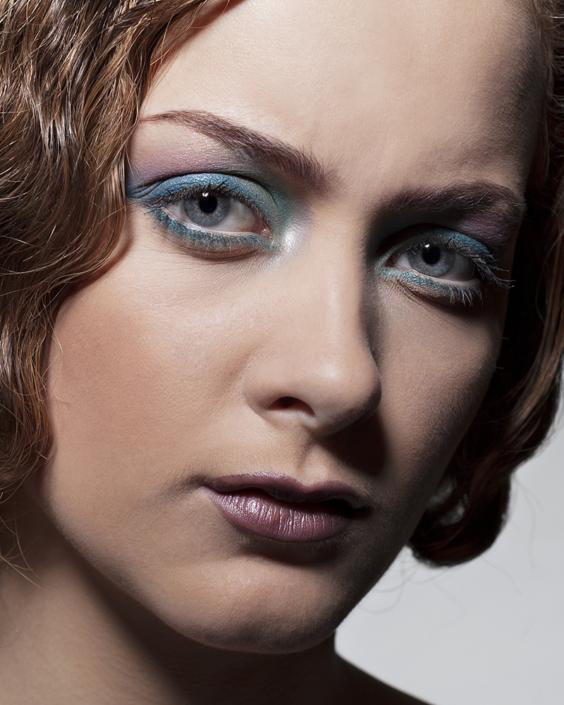 portfolio shoot studioraw Breda visagie model